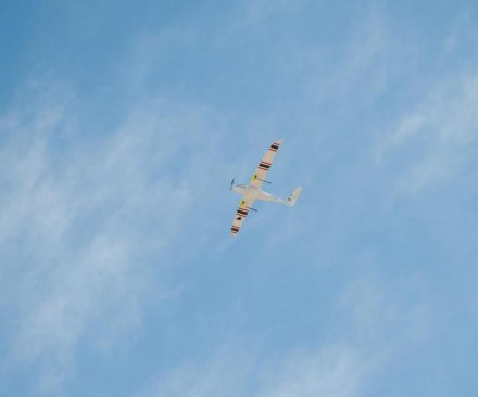 Researchers test cloud-seeding drone in Nevada