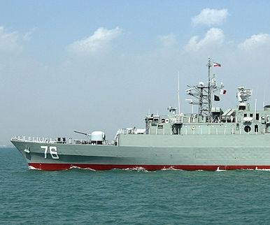 Iran Navy breaks from military exercise to rescue oil tanker from pirate attack