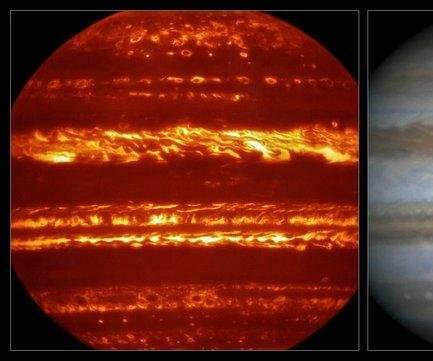 New images show Jupiter ahead of Juno's arrival