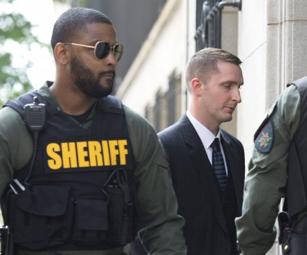 Baltimore Officer Nero not guilty on all charges in Freddie Gray death