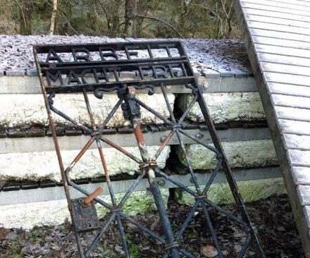 'Arbeit Macht Frei' gate stolen from Nazi Dachau concentration camp found
