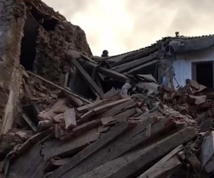38 dead in magnitude-6.2 earthquake in central Italy
