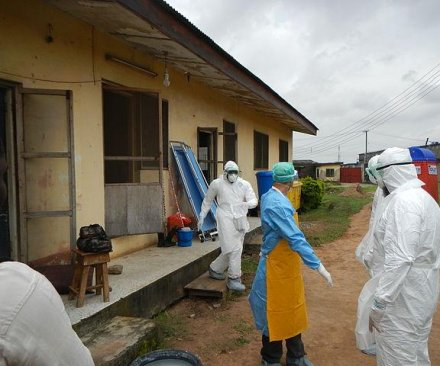 Report: Spending cuts led to West Africa Ebola spread