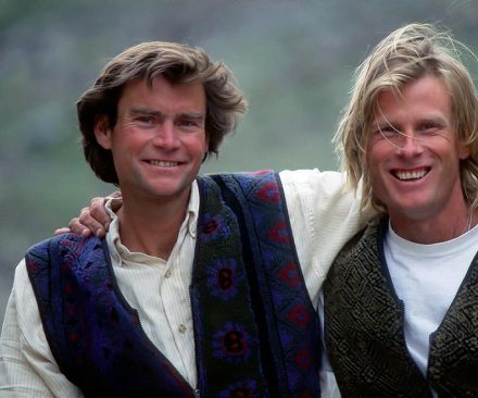 Bodies of American mountaineers found 16 years after avalanche
