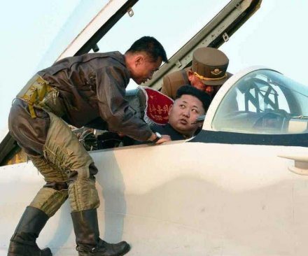 North Korea military aircraft may have crashed, says Seoul