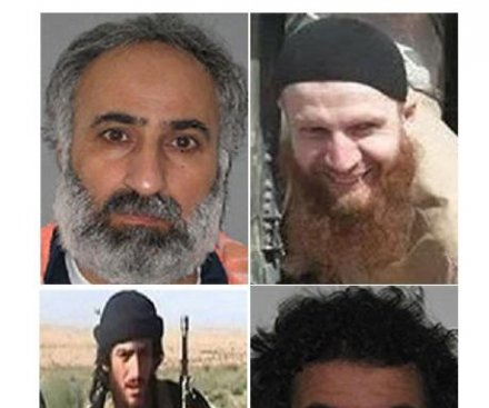 U.S. Department of State offering $20 million reward for Islamic State leaders
