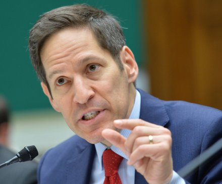 "CDC director Dr. Tom Frieden: More U.S. cases of Ebola ""not impossible"""