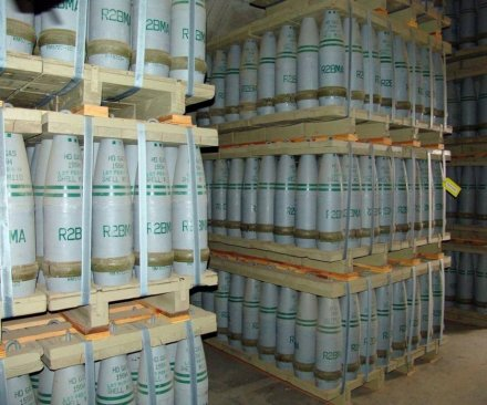 Most of world's declared chemical weapon stocks destroyed