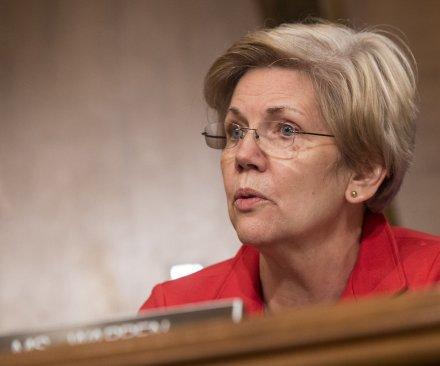 Elizabeth Warren defends Israeli airstrikes on schools and hospitals