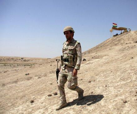 Plague bomb data found on seized Islamic State laptop