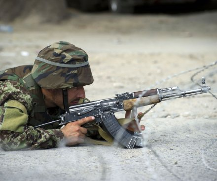 Suicide attack at Afghan spy agency kills six