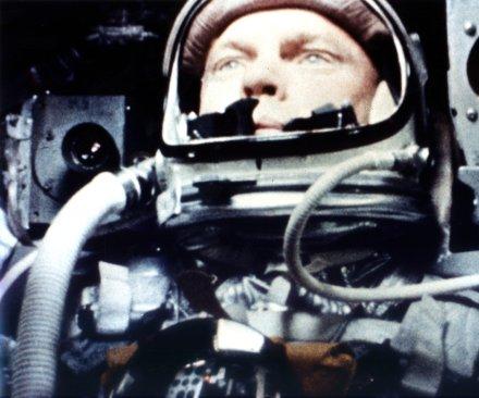 'Mercury Seven' astronaut, former senator Glenn hospitalized in Ohio