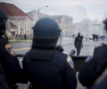 Maryland declares state of emergency; Baltimore mayor institutes curfew