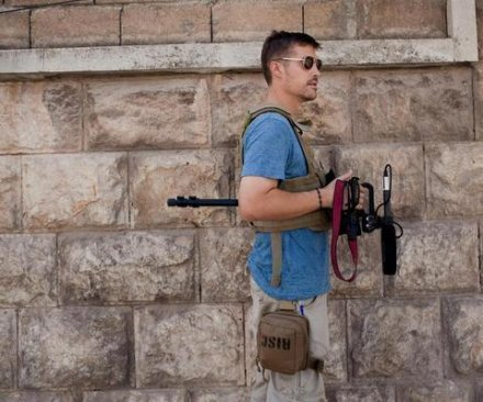 American photojournalist James Wright Foley executed by Islamic State
