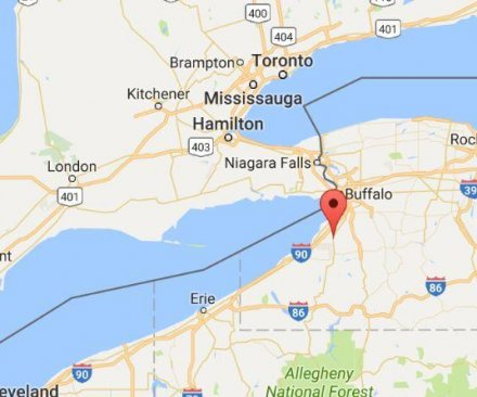 Three dead after mid-air collision near Buffalo, N.Y.