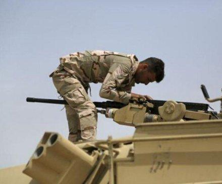 Iraqi forces enter Fallujah in bid to retake city from Islamic State