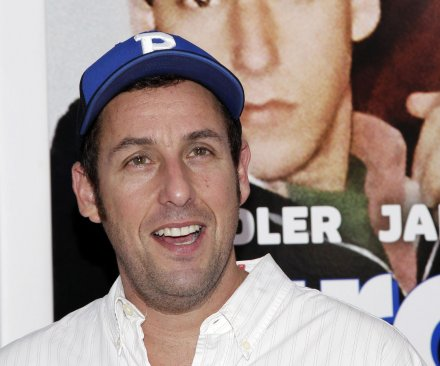 Adam Sandler to star in four original movies for Netflix