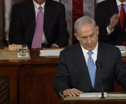 WATCH: Israeli Prime Minister Benjamin Netanyahu speaks to Congress