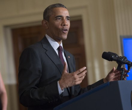Obama begins campaign for Iran nuclear deal support