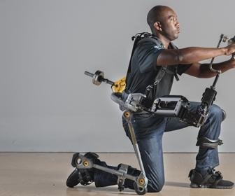 Navy to test Lockheed Martin's FORTIS exoskeleton