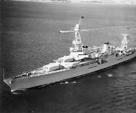 Navy confirms World War II shipwreck is cruiser Houston