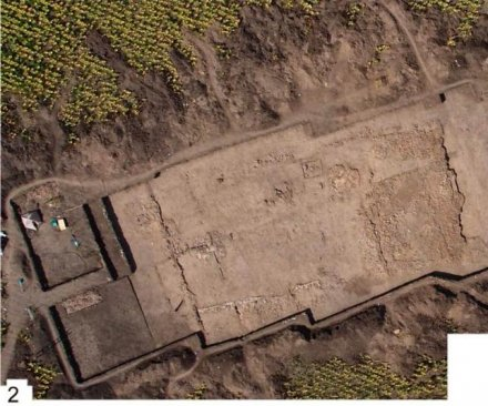 6,000-year-old temple discovered in prehistoric Ukraine settlement