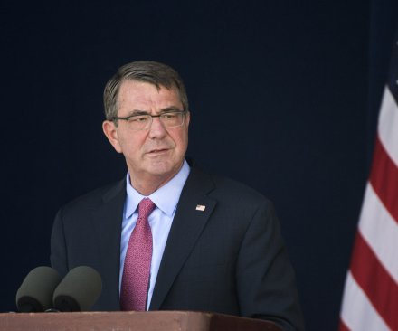Defense Secretary Ashton Carter suspends enlistment bonus clawback
