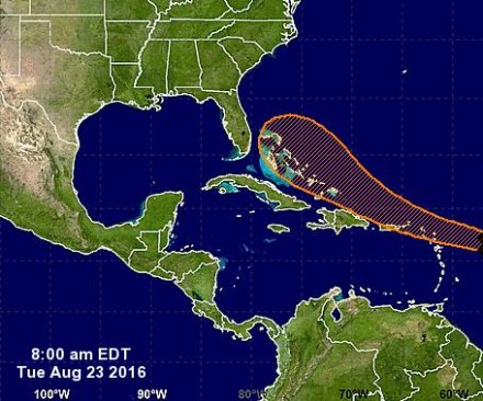 Tropical Storm Gaston strengthens; new storm raising concern