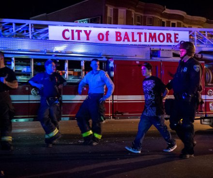 Six Baltimore police officers indicted for death of Freddie Gray