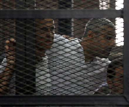 Al Jazeera journalists sentenced to three years by Egyptian court