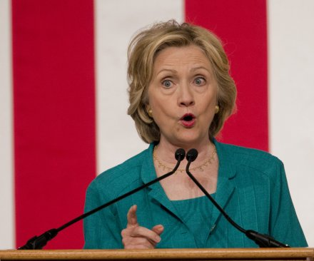 Clinton says using private email wasn't 'best choice'