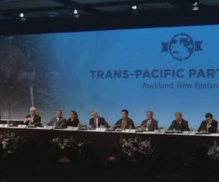 TPP signed