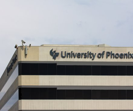 University of Phoenix banned from military recruiting, DOD investigating