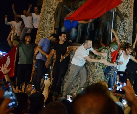 Turkish detainees tortured after failed coup, Amnesty International says