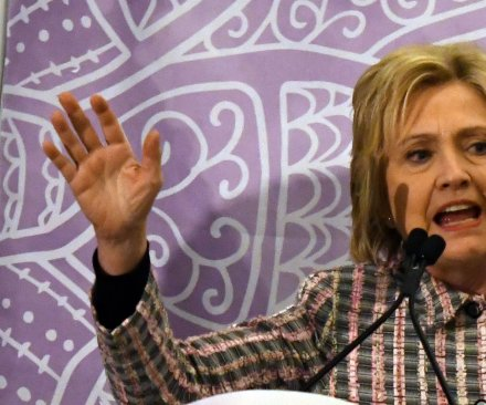 Clinton to campaign exclusively in California until June 7 primary