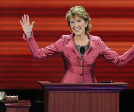 Former HP CEO Carly Fiorina announces presidential run as GOP candidate