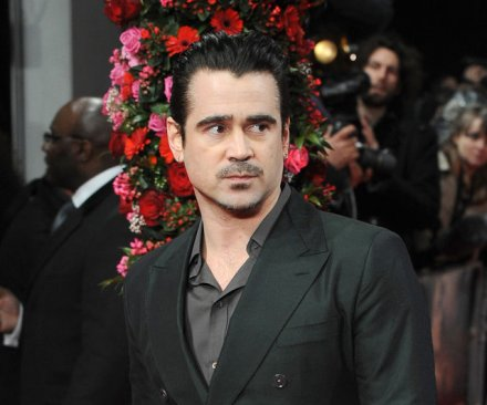Colin Farrell to star in second season of 'True Detective'