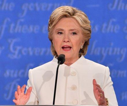 Clinton campaign headquarters evacuated over suspicious white powder; found to be 'non-hazardous'