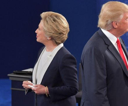 UPI/CVoter poll: Most minorities favor Hillary Clinton over Donald Trump