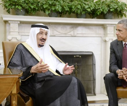 Senate overrides Obama's veto of 9/11 bill allowing families to sue Saudi Arabia