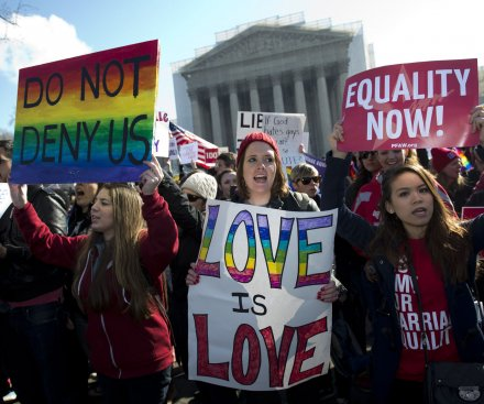 U.S. Supreme Court stays gay marriage in Virginia