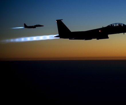 Airstrikes killed 553 Islamic State forces around Kobane, Syria