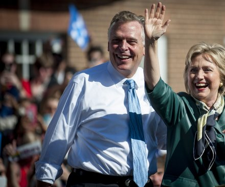 Reports: Virginia Gov. McAuliffe under FBI investigation for possible illegal funds during '13 bid