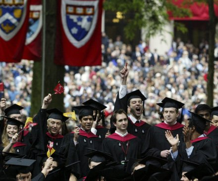 Survey: Harvard Law grads earn the most of any grad school in the country
