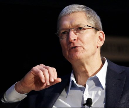 Apple CEO Tim Cook: I'm proud to be gay