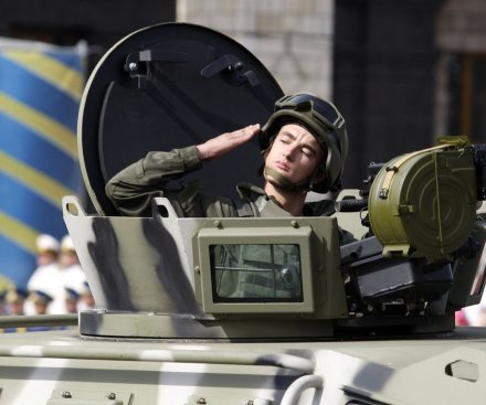 Ukraine may join European Union in vote on Tuesday
