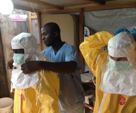 U.S. prepares major offensive against Ebola