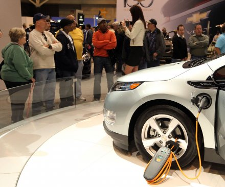 Electric vehicle market footprint growing