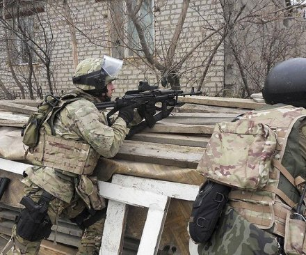 Russia says security forces kill 14 Islamists in North Caucasus