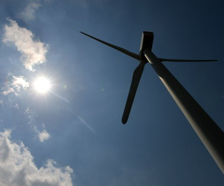 Japan installs world's largest floating wind turbine to offset Fukushima loss
